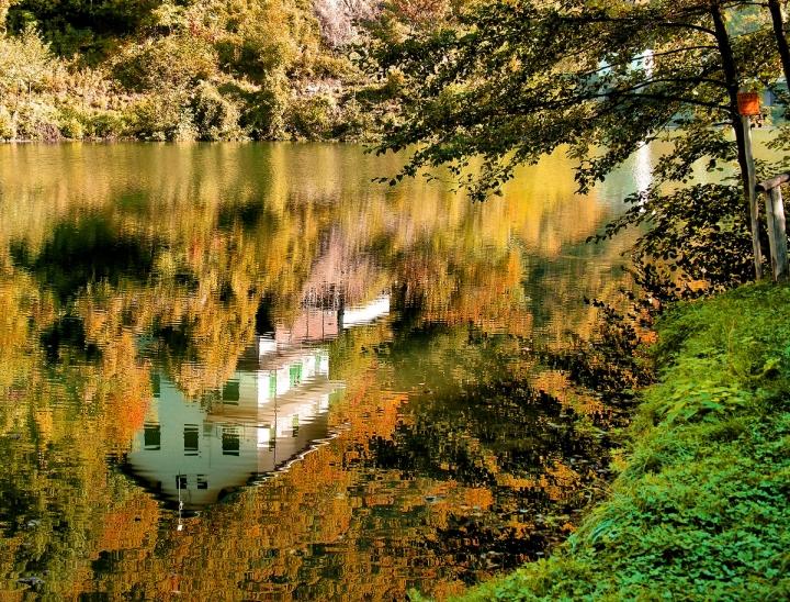 L'autunno riflesso di nobiwan