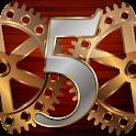 5 Coins icon