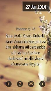 Download App Oromo Bible Verses - Afaan Oromoo Bible verses APK