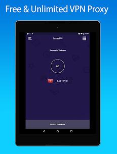 Easy VPN – Free VPN Proxy & Wi-Fi Security 9