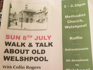 Walk & Talk on Welshpool