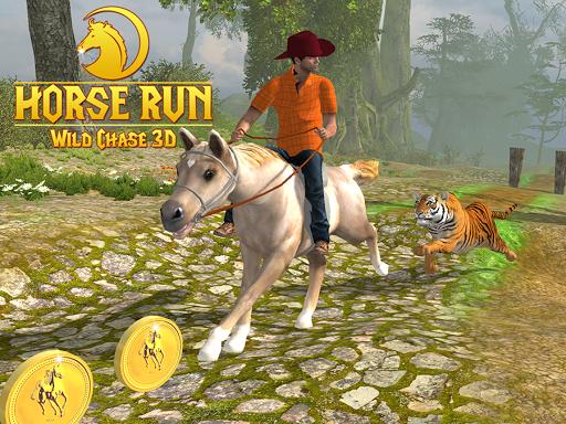 Horse Run - Wild Chase 3D