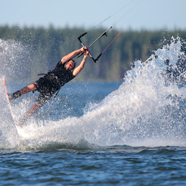 by Trevor Bond - Sports & Fitness Watersports