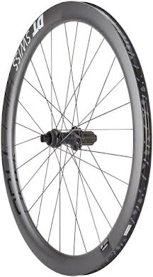 DT Swiss HEC 1400 Spline 47 Rear Wheel - 700, 12 x 142mm, Center-Lock/6-Bolt, HG 11/ XDR, Black alternate image 1