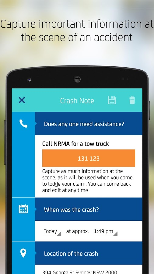 NRMA: Car & Contents Insurance- screenshot