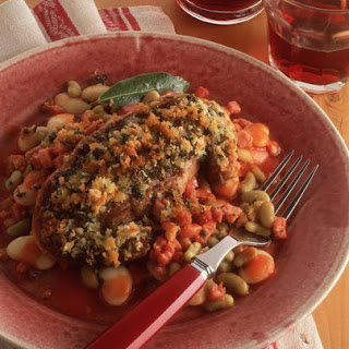 Quick Lamb Cassoulet