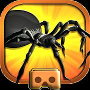 VR - Spider Phobia Horror