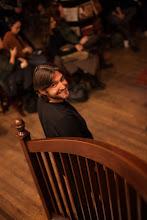 Photo: Ryan cheesing in NYC (photo by Spyr Media)