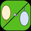 ScoreIt Badminton icon