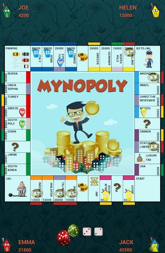 Monger-Free Business Dice Board Game apktram screenshots 3