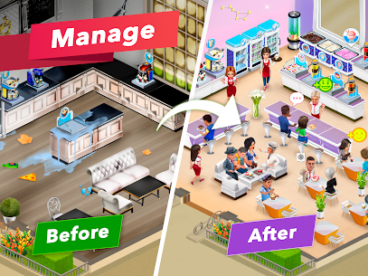My Cafe — Restaurant game 6