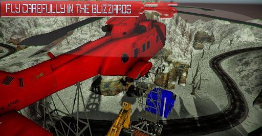 ヘリコプタークレーントランスポーター