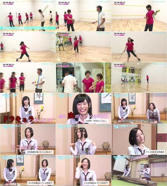 (TV-Variety)(720p) YNN [NMB48チャンネル] Collection 151009 151013