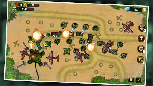 Tower Defense: Toy War apktram screenshots 8