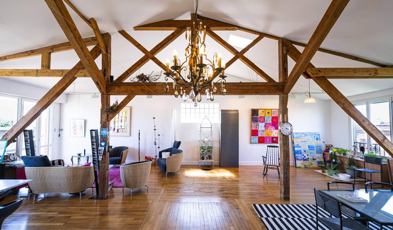 Appartement avec terrasse Reims