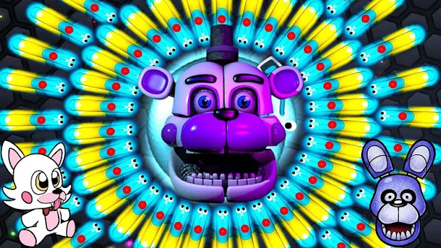 FNAF Snake IO apk screenshot