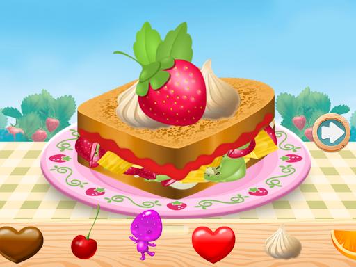 玩免費休閒APP|下載草莓甜心美食博览会-烹饪大赛 app不用錢|硬是要APP