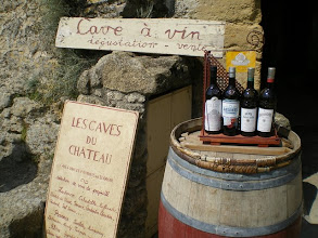 Photo: Wine Cave and shop