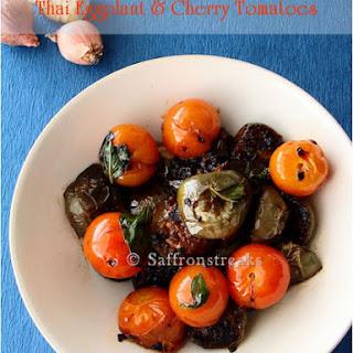 Thai Eggplant Basil Recipes