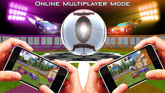 ⚽ Super RocketBall - Online Multiplayer League - náhled