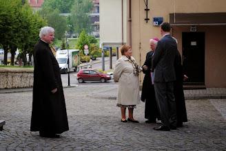Photo: jest i ksiądz Arcybiskup Senior,