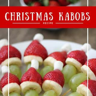 Christmas Kabobs