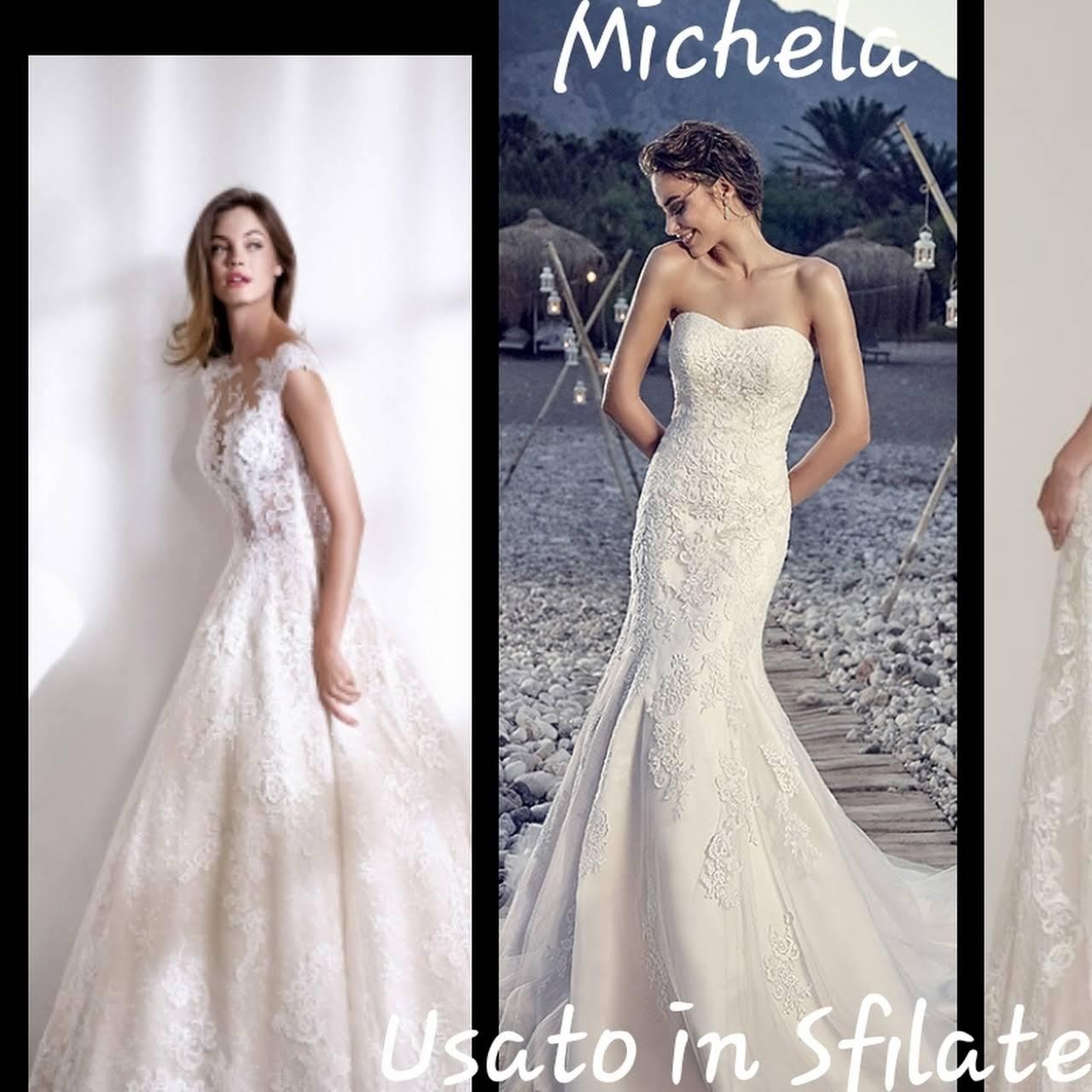 6c54422e2129 Pubblicato il giorno 3-mag-2019. Mercatino Michela - Boutique a Bergamo  della Seconda Mano Glamour. Vendiamo e Ritiriamo Abiti da Sposa ...