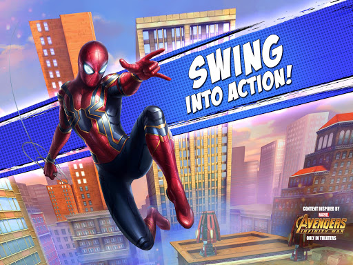 MARVEL Spider-Man Unlimited  screenshots 1