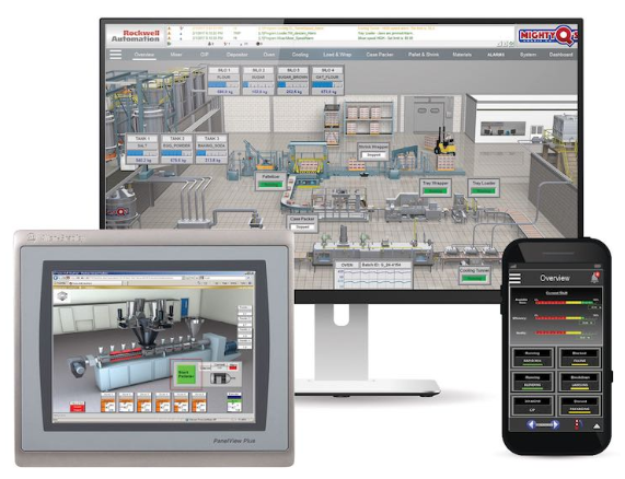 Learn FactoryTalk View HMI Design in 2019 - myPLCtraining