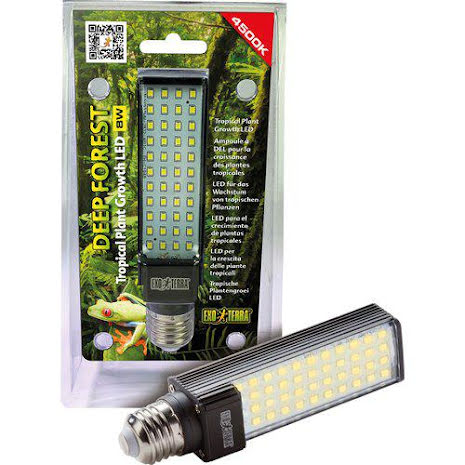 ExoTerra Deep Forest Tropical Plant LED 4500K 8W