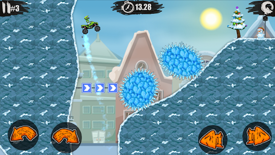 Moto X3M Bike Race Game 5