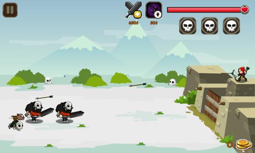 Robinhood War Defense screenshot 4