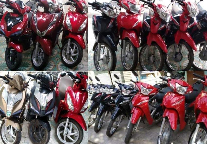 Kinh nghiệm thuê xe máy tại Quy Nhơn