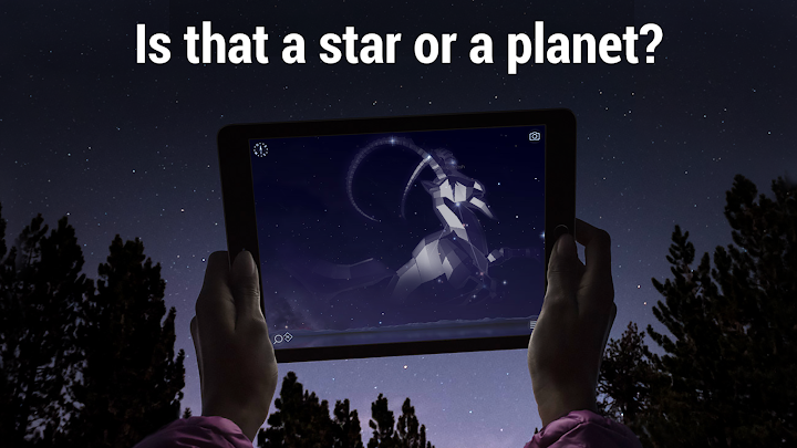 Star Walk 2 - Sky Guide: View Stars Day and Night Android App Screenshot