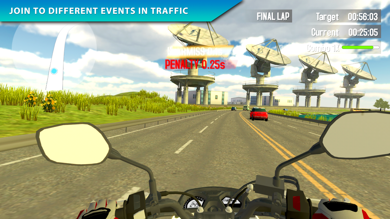 WOR - World Of Riders- screenshot