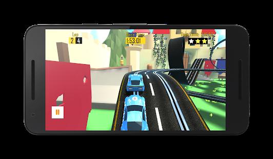 Slot Race - Double Track - náhled