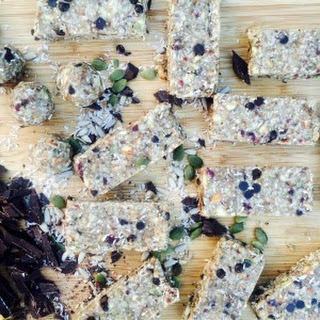 Perfect Paleo Snack Bar