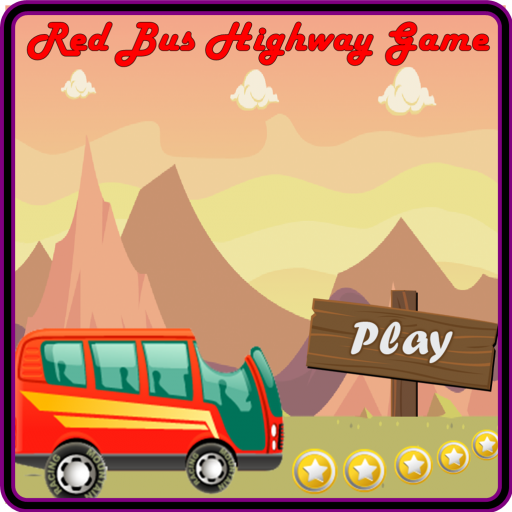 Red Bus Highway Game