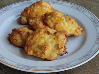Cheese Biscuits (gluten Free) Recipe
