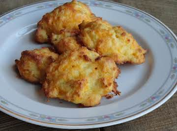 Cheese Biscuits (Gluten free)