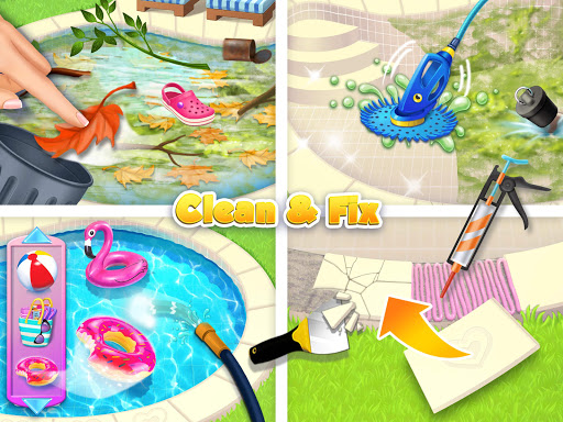 Sweet Baby Girl Cleanup 5 - Messy House Makeover  screenshots 22