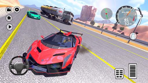 Drift Simulator: Veneno Roadster 1.0 screenshots 17
