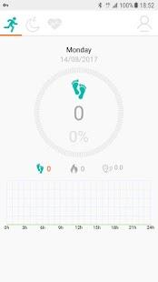 HU Tracker - náhled