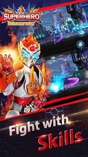 Superhero Fight: Sword Battle - Action RPG Premium Screenshot