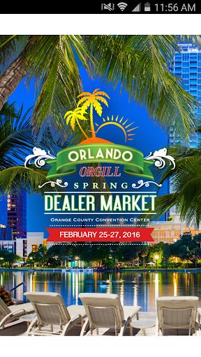 Orgill Spring Dealer Market