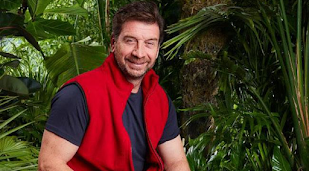 Nick Knowles to auction I'm A Celebrity pants