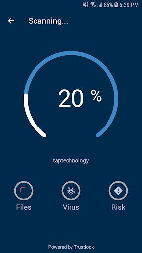 Antivirus Mobile - Cleaner, Phone Virus Scanner 1.0.10 screenshots 3