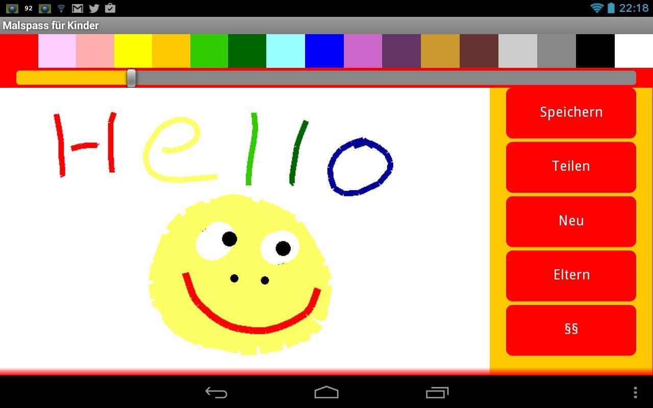 malen f r kids malapp deutsch android apps on google play. Black Bedroom Furniture Sets. Home Design Ideas