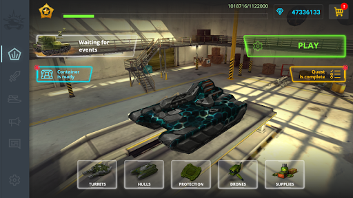 Tanki Online - PvP tank shooter apkpoly screenshots 7