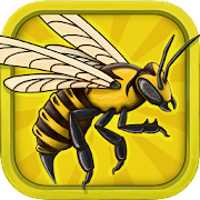 Angry Bee Evolution - Idle Cute Clicker Tap Game